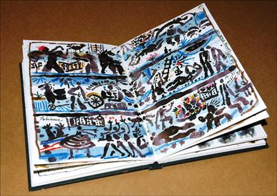 carnets128 dans Peinture