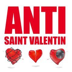 Le livre de l'Anti Saint Valentin