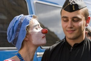 Quand la gendarmerie écrit aux clowns insurgés