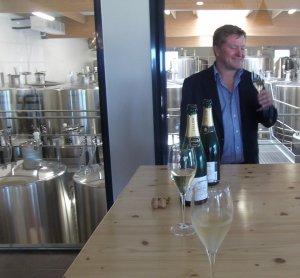 Le Champagne LALLIER de Francis Tribaut et la Série R.